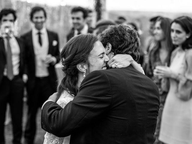 La boda de Borja y Irene en Torrelodones, Madrid 131