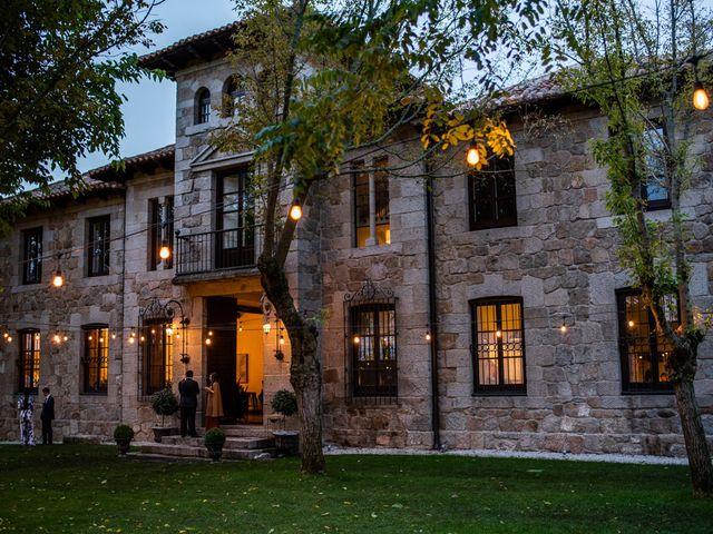 La boda de Borja y Irene en Torrelodones, Madrid 133