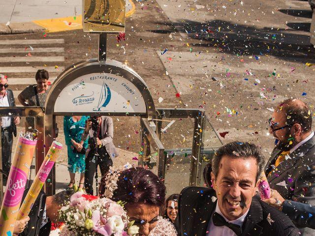 La boda de Karina y Fernando en El Puerto De Santa Maria, Cádiz 16