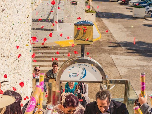 La boda de Karina y Fernando en El Puerto De Santa Maria, Cádiz 17