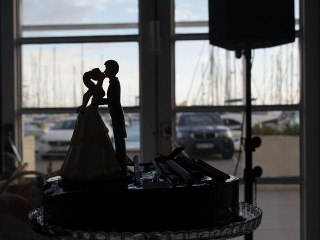 La boda de Karina y Fernando en El Puerto De Santa Maria, Cádiz 21