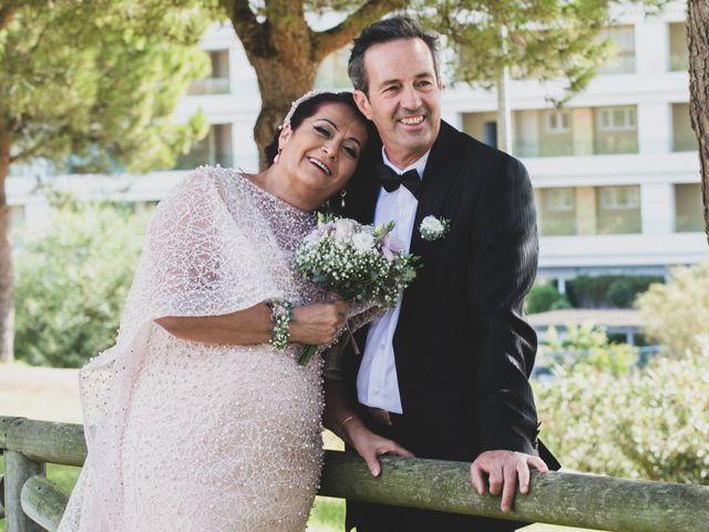 La boda de Karina y Fernando en El Puerto De Santa Maria, Cádiz 1