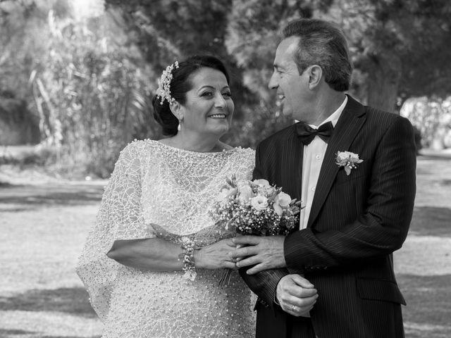 La boda de Karina y Fernando en El Puerto De Santa Maria, Cádiz 2