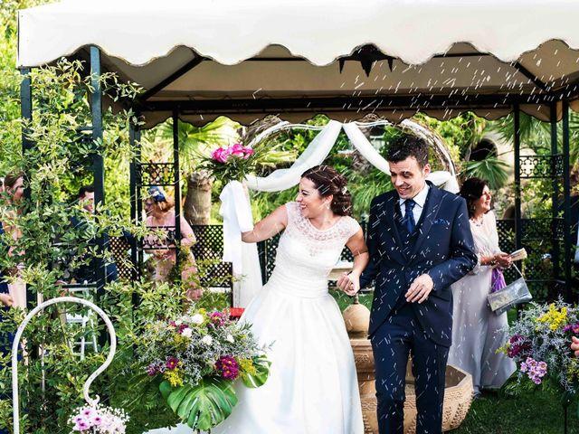 La boda de Isabel y Claudio