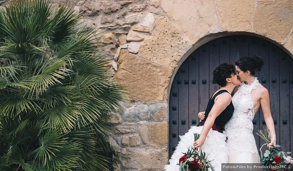 La boda de Lara y Ana en Manresa, Barcelona