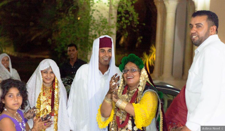 La boda de Imed y Dalal en Bilbao, Vizcaya