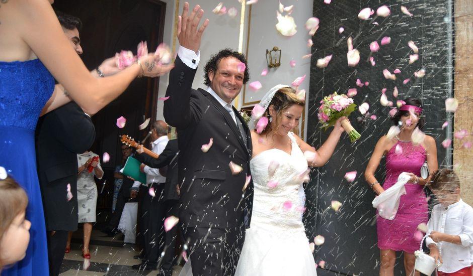 La boda de David  y Rocío  en Pedralba, Valencia