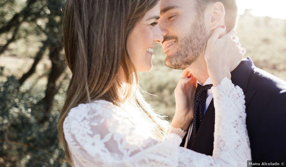 La boda de Roman y Mayte en Villaescusa De Haro, Cuenca