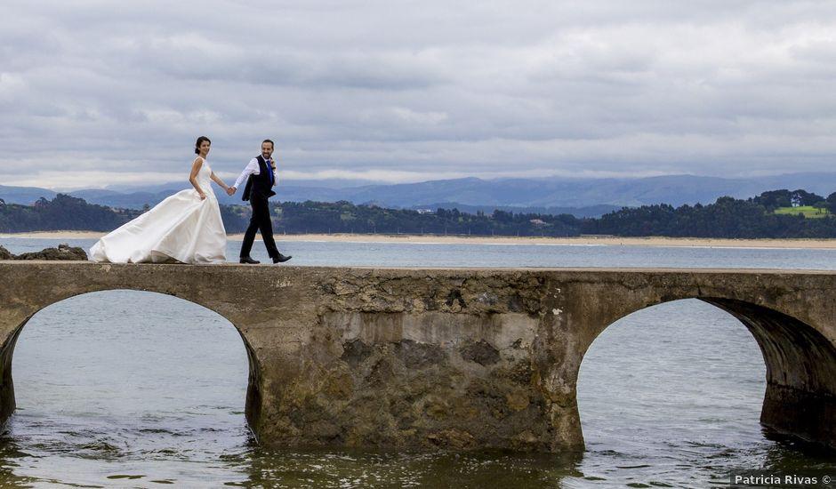 La boda de Samuel y Ines en Santander, Cantabria