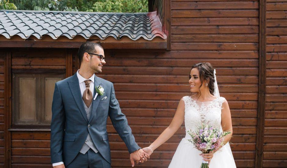 La boda de Luis y Lydia en Bétera, Valencia
