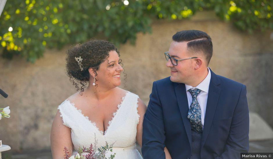 La boda de Javi y Marta en Ferrol, A Coruña