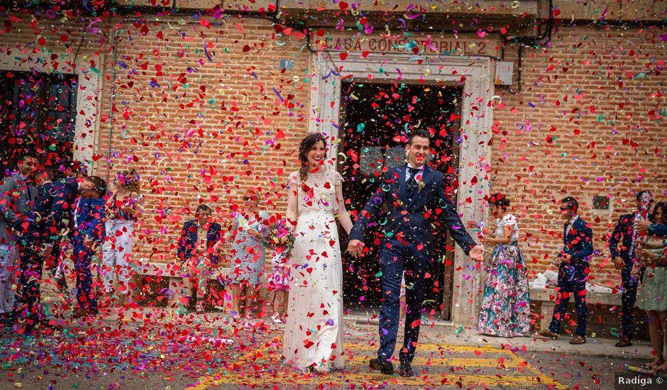 La boda de Laura y Hector en La Seca, León