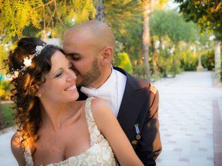 La boda de María y Naser