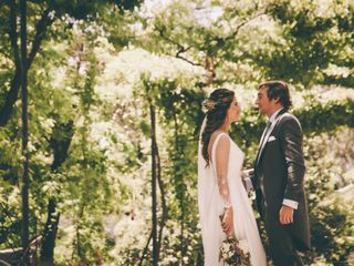 La boda de Paloma y Joaquin