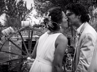 La boda de Mia y Ivan