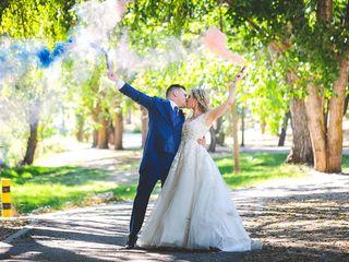 La boda de Ítaca y Borja