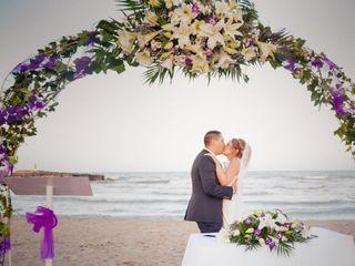 La boda de Miriam y Cristobal