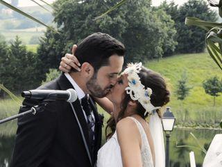 La boda de Asier y Isa