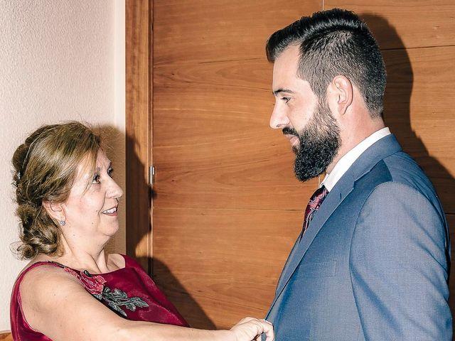 La boda de Carlos y Susana en Guadarrama, Madrid 3