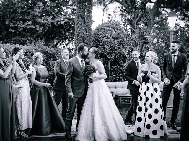 La boda de Carlos y Susana en Guadarrama, Madrid 13