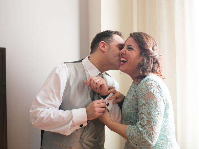 La boda de Sergio y Sonia en Tomares, Sevilla 9
