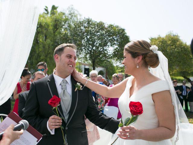La boda de Sergio y Sonia en Tomares, Sevilla 12