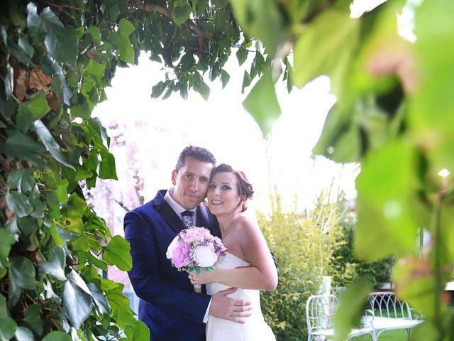 La boda de Ricardo y Sara en Galapagos, Guadalajara 3