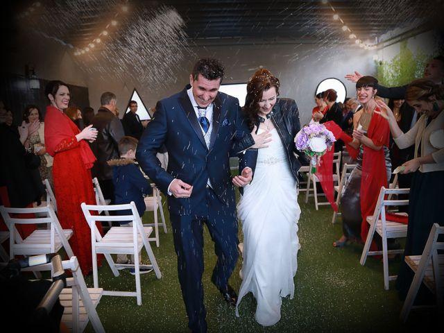 La boda de Ricardo y Sara en Galapagos, Guadalajara 16