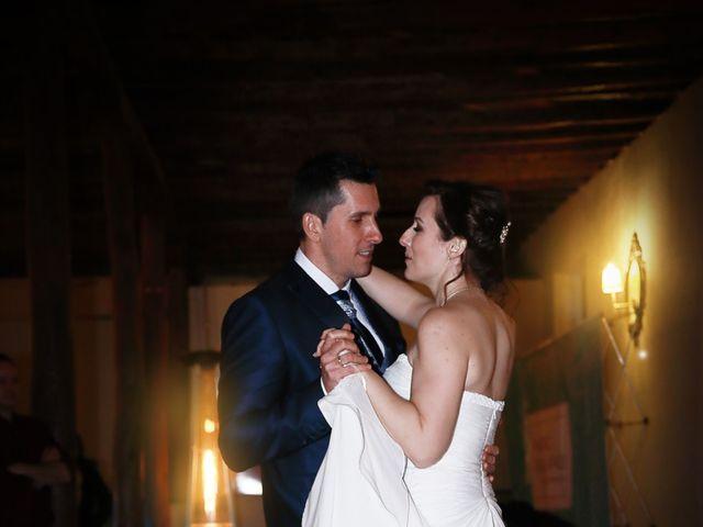 La boda de Ricardo y Sara en Galapagos, Guadalajara 19