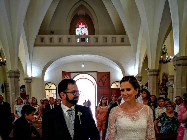 La boda de Ana y Manuel en Beniflá, Valencia 6
