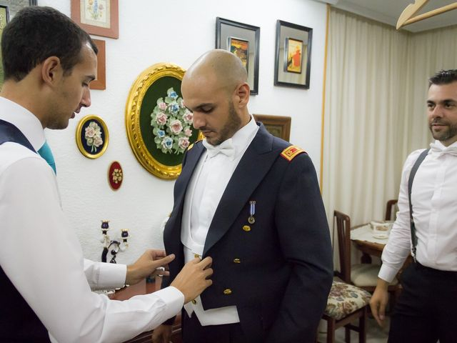 La boda de Naser y María en Espartinas, Sevilla 9