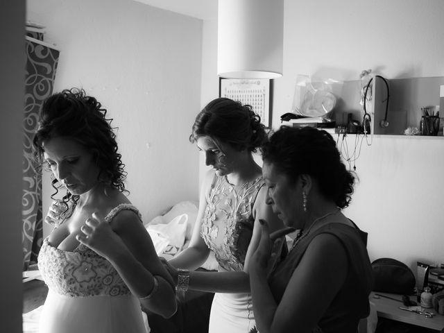 La boda de Naser y María en Espartinas, Sevilla 11