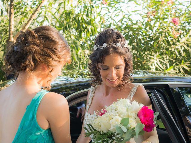 La boda de Naser y María en Espartinas, Sevilla 15