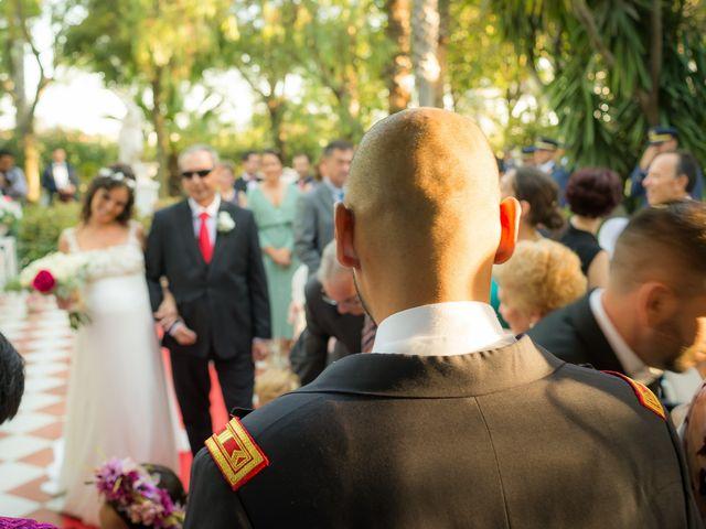 La boda de Naser y María en Espartinas, Sevilla 17