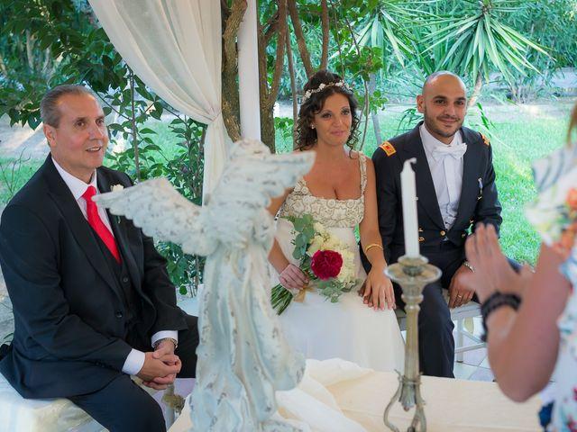 La boda de Naser y María en Espartinas, Sevilla 18