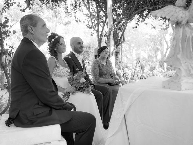 La boda de Naser y María en Espartinas, Sevilla 19