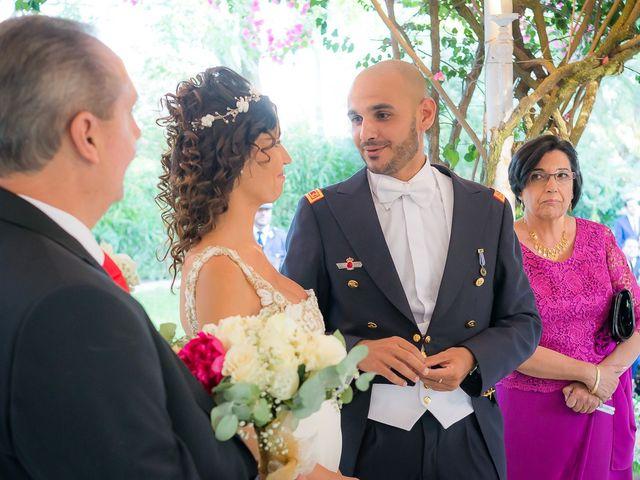 La boda de Naser y María en Espartinas, Sevilla 20