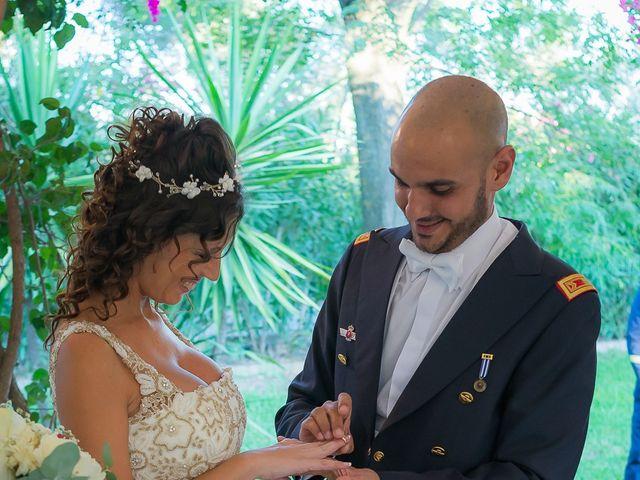 La boda de Naser y María en Espartinas, Sevilla 21