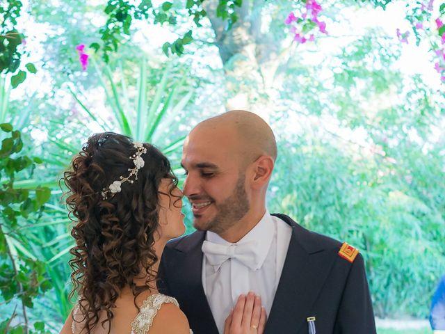La boda de Naser y María en Espartinas, Sevilla 22