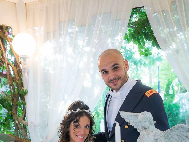 La boda de Naser y María en Espartinas, Sevilla 23
