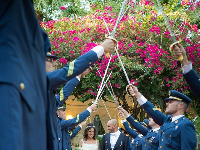 La boda de Naser y María en Espartinas, Sevilla 25