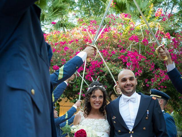 La boda de Naser y María en Espartinas, Sevilla 26