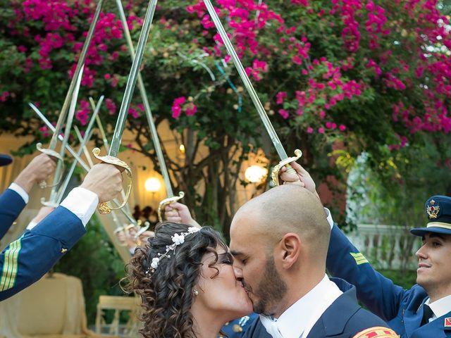La boda de Naser y María en Espartinas, Sevilla 27