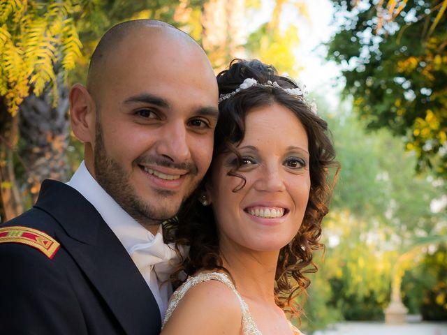 La boda de Naser y María en Espartinas, Sevilla 1