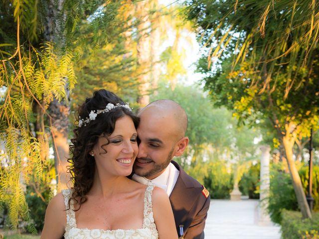 La boda de Naser y María en Espartinas, Sevilla 29
