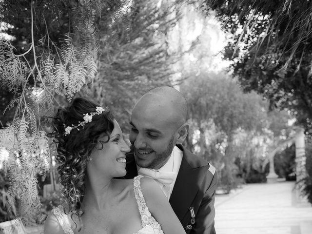La boda de Naser y María en Espartinas, Sevilla 30