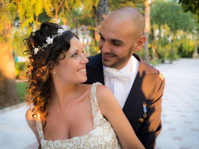 La boda de Naser y María en Espartinas, Sevilla 31