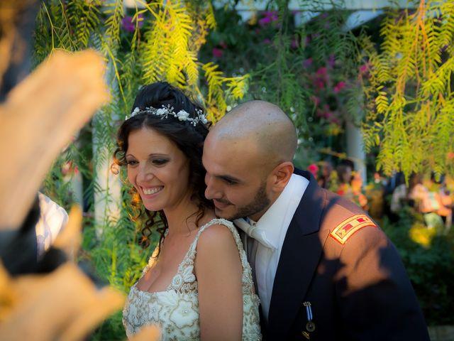 La boda de Naser y María en Espartinas, Sevilla 32