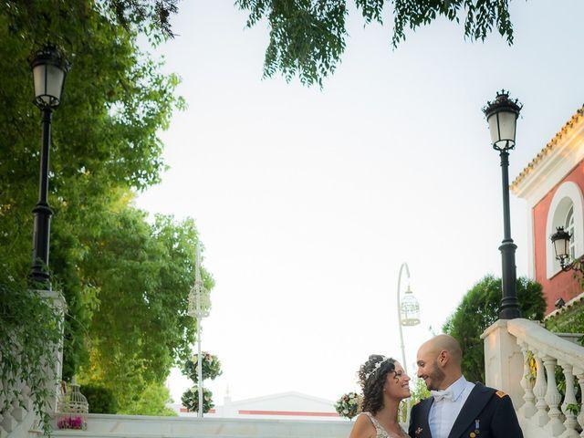 La boda de Naser y María en Espartinas, Sevilla 33