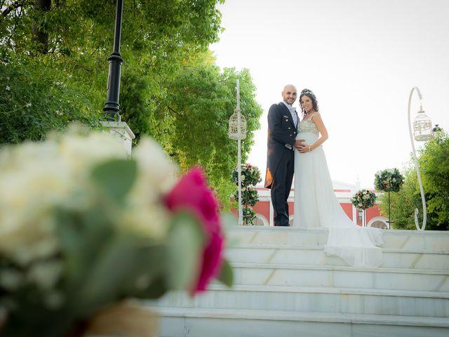 La boda de Naser y María en Espartinas, Sevilla 34